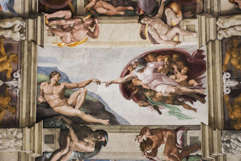 Museus Vaticanos e a Capela Sistina