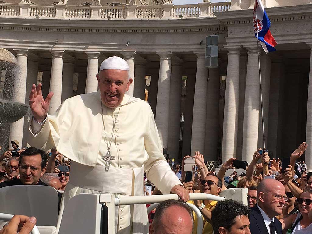 Audiência Papal
