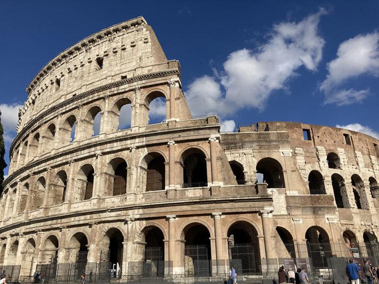 Roma Antiga e Coliseu