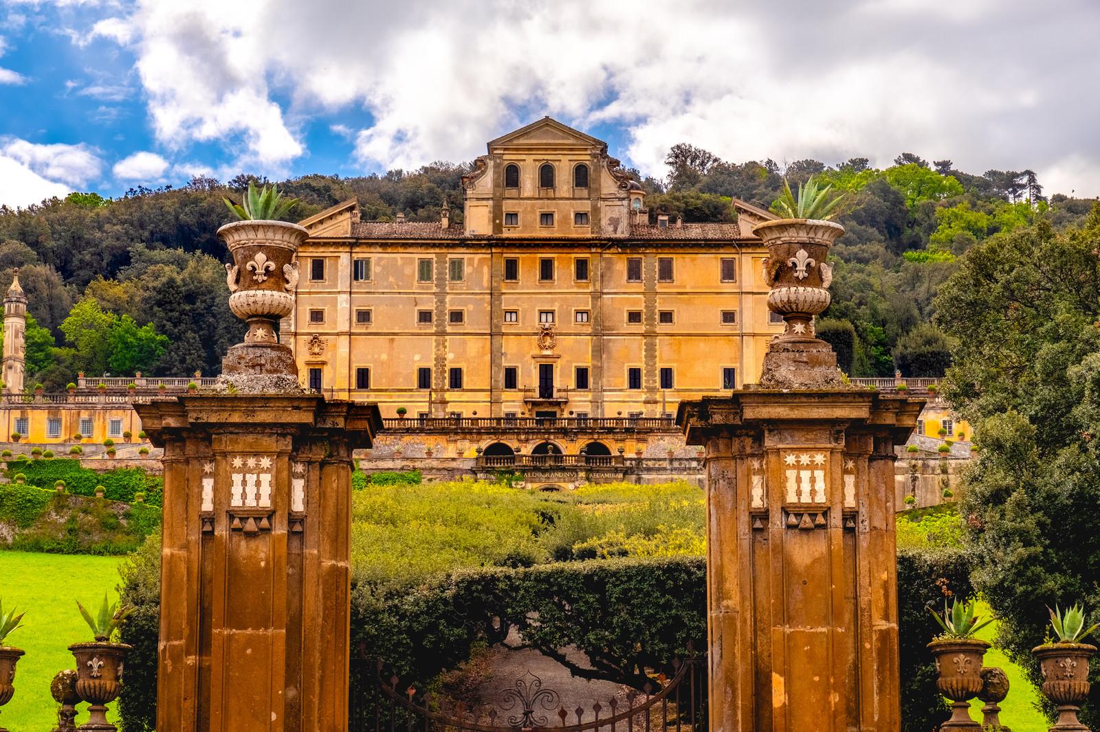 Tour dos Castelos Romanos
