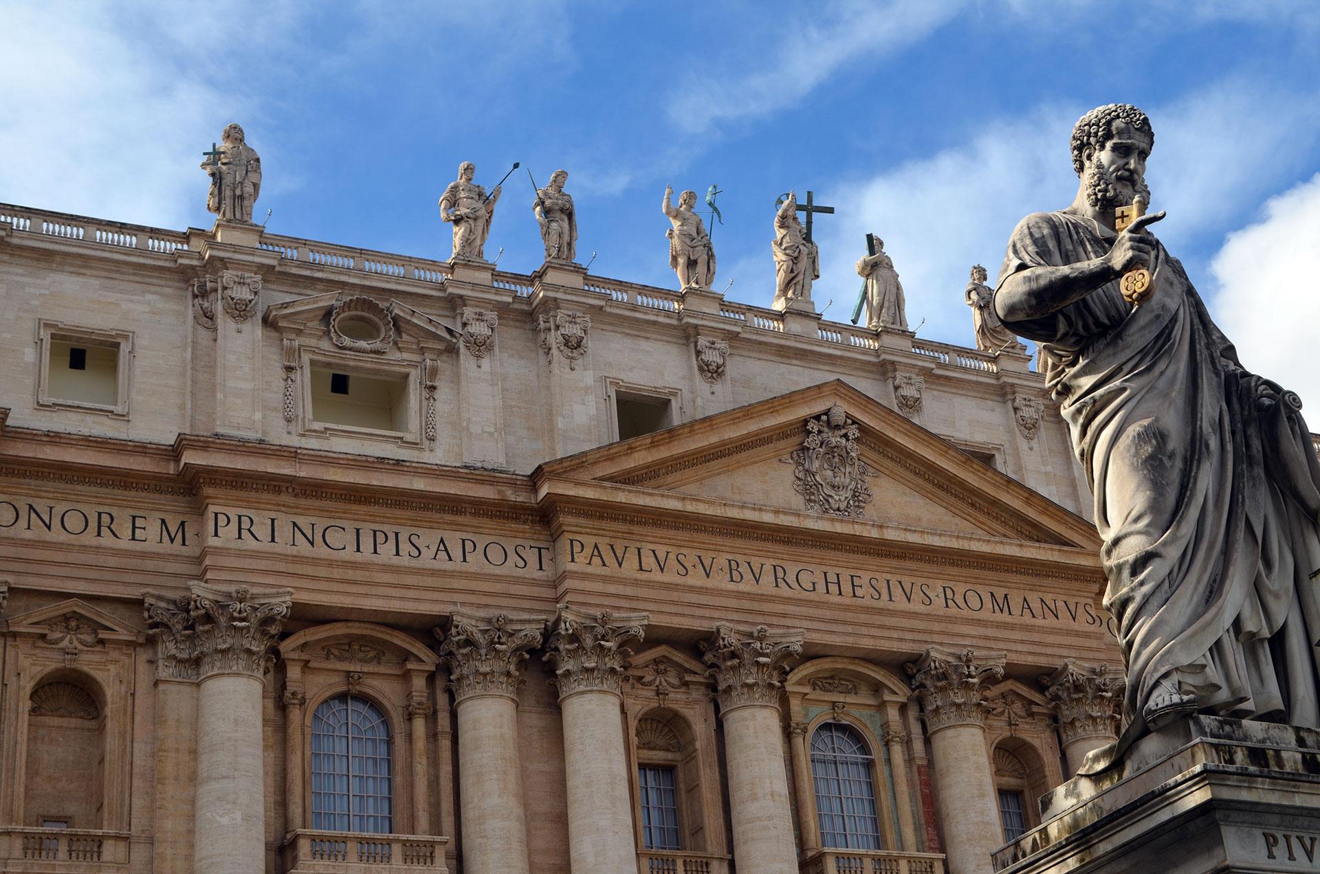 Basílica de São Pedro Vaticano